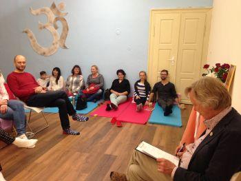 Učíme se, jak snadno meditovat.